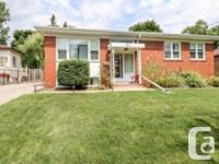 Overview Don't Miss This Well Maintained Brick Bungalow