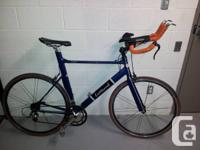 Lemond Limoges 61cm Tri bike, very good condition,