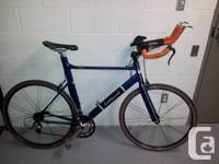Lemond Limoges 61cm Tri bike, very good condition,