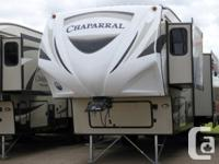 Enjoy camping with family and friends in this Coachmen