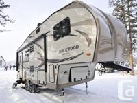 2016 Forest River Rockwood Signature Ultra Lite 8244WS