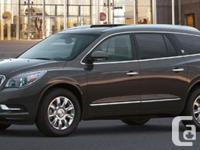 Description: Here is the worldfamous Buick Enclave. Has