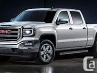 Description: The standard features of this 2016 GMC