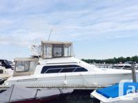 Come and view this beautiful Fresh water 40? Mainship.