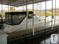 1999 Sea Ray 330 now available! Enjoy the summer in