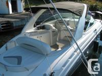 Local St. Lawrence 2007 Chaparral 275 SSi. This 275 SSi