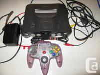 Up for sale I have gathered a lot of N64s with time. for sale  Saskatchewan