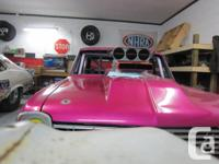 64 nova 2dr wagon, roller only.   Loaded of good stuff