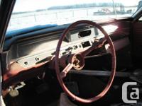 Make Pontiac Model Parisienne Year 1964 Colour white