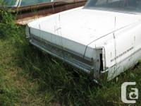 Make Pontiac Model Parisienne Colour White Trans