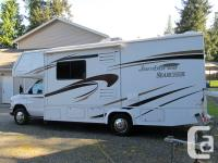 2014 Fleet Wood Jamboree Searcher 25K C Class Motor