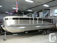 2014 Berkshire STS 250 CLwith BP3 Tri-Toon Performance