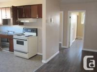 These 2 Bedroom Apartments are located close to Lambton