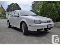 Make Volkswagen Year 2007 Colour White kms 82000 We are