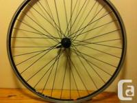 I have kind of an oddball wheelset that I built up for