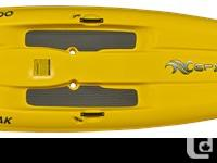 A sit-on-top you can stand up and paddle! At 11ft, the