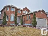 With 4 Washrooms, Finished Basement. Located In A