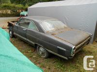 Make Ford Model Fairlane Year 1966 I have 2 Ford for sale  British Columbia