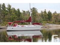 1988 FREEDOM 36 Sailboat For SaleCall Rod to discuss