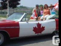 Special Canada Vehicle.  2 owners.  Initially owned by