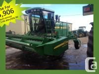 4895 2002 John Deere 4895, Windrowers, 18.4x26,