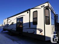 2016 Keystone RV Residence 4051FL A home away from