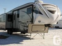 Everyone will be comfortable camping in this 2016