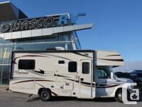 2015 Coachmen 22QB C-Class Motor Home Is Part of Owasco