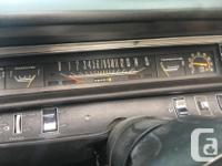 Make Dodge Year 1969 Colour Black Trans Automatic kms