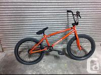 2013 Fit Dugan three complete BMX bike. Used as a