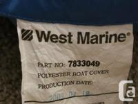 For sale is a very gently used West Marine inflatable