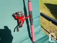 7' Daiwa Fishing Rod & Abu Garcia Reel *7' Daiwa