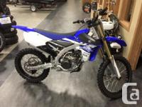 .The fuel injected 2015 YZ250F offers excellent power