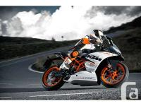 ..A sports bike in its purest form. Reduced to the