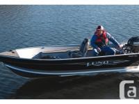 2016 Lund 1400 Fury Tiller1400 Fury tiller. Boat only.