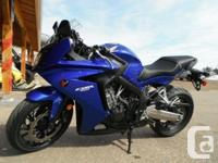 2014 Honda CBR 650Don't miss you chance to own a
