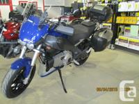 2008 Buell® ULYSSES XB12XTPRICE REDUCTION SAVE $500!!!