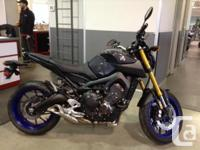 7900 kilometerS .Introducing the all-new 2014 FZ-09, a