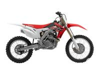 2015 Honda CRF450RStaying on top is never easy and