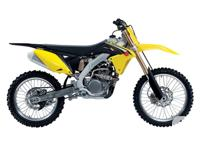2016 RM-Z250 ELEVATING THE WINNING BALANCE. The RM-Z250