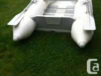 Similar to a Zodiac Style Boat good condition - comes