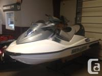 2006 Sea-Doo GTX2006 Sea-Doo GTX 185. 34 hours. Engine