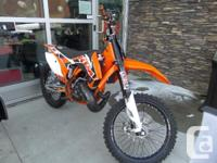 Includes Hinson Clutch & moreThe 250 SX is regarded as