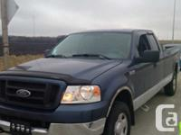 For sale 2004 Ford F 150 XLT Supercab 4x4 (saftied) new