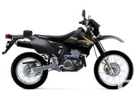 NEW 2016The DR-Z400S is ideal for taking a ride down