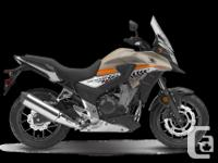 Ever since its introduction, Honda�s CB500X has been a
