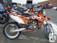 Clean BikeWith the 450 SX-F, KTM has a winning