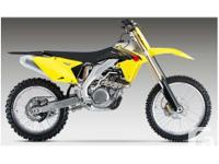 .NewThe RM-Z450 continues to evolve for 2015,