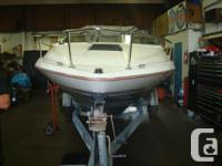 Boat & Trailer Great running package, Winter Storage