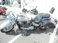 2008 HONDA VTX1300TYou want a bike for the city, but